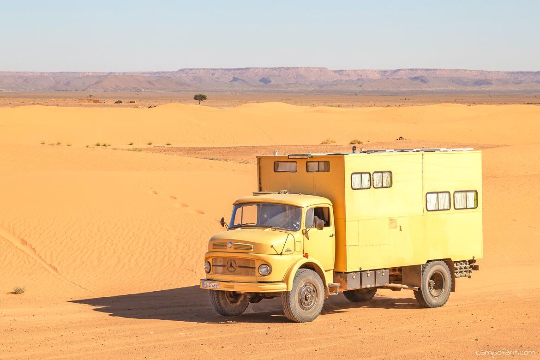 Wohnmobil Führerschein Expeditionsmobil