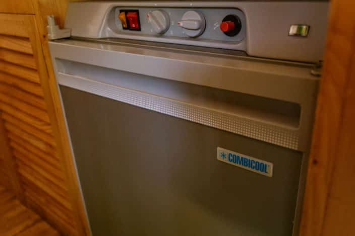 Wohnmobil Kühlschrank