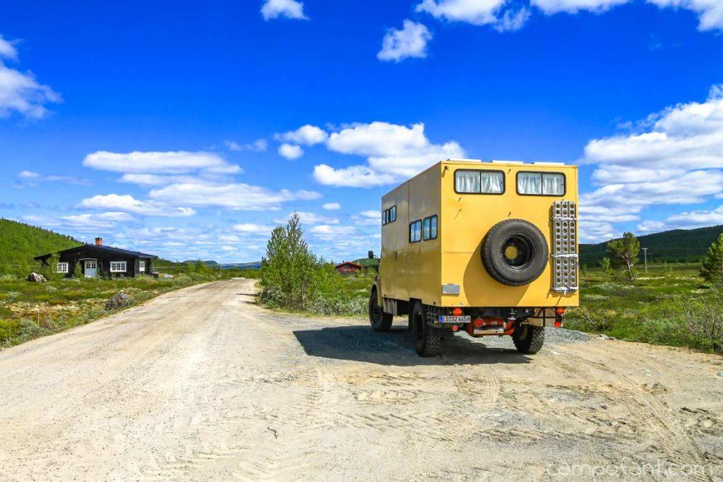 Einfuhrbestimmungen, Zollbestimmungen, Norwegen