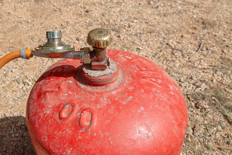 Wohnmobil Gasflasche Wohnwagen