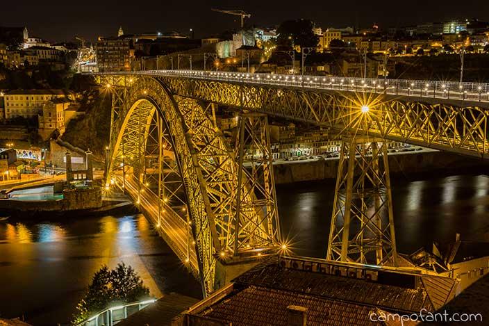Ponte Dom Luis I, Porto