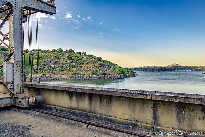staumauer barragem marechal carmona