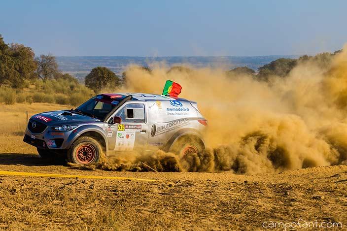 Idanha a Nova, Rallye Baja TT