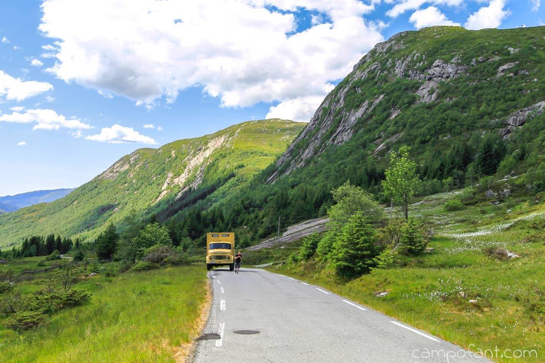 Maut in Norwegen, Mautgebühren, Wohnmobil