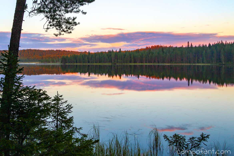 Camping in Finnland, Erfahrungen, Reisetipps, Wohnmobil