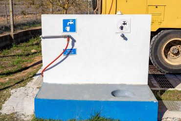Wasser tanken Wohnmobil