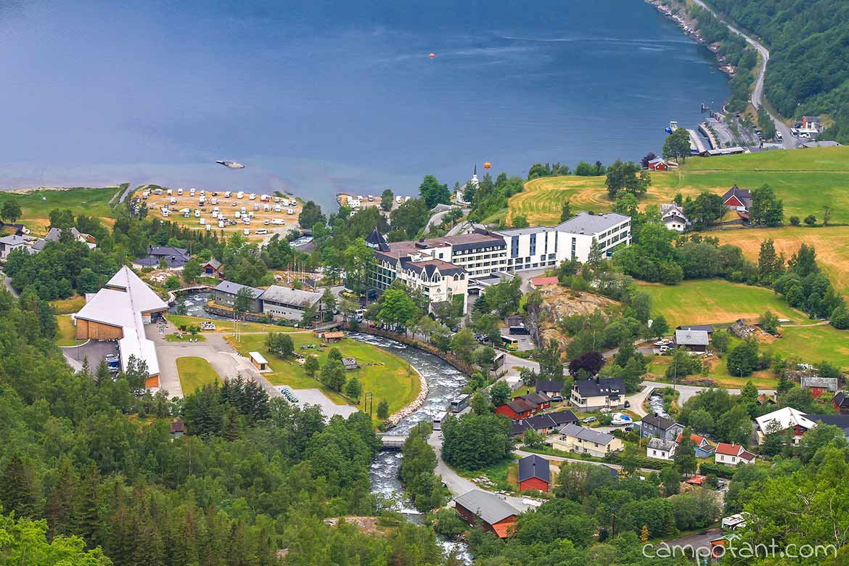 Norwegen Geiranger