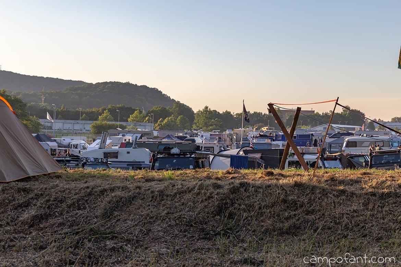 Abenteuer Allrad 2018, Camp Area, Offroad Treffen