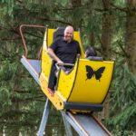 Bayern-Park, Reisbach, Fahrgeschäfte, Butterfly