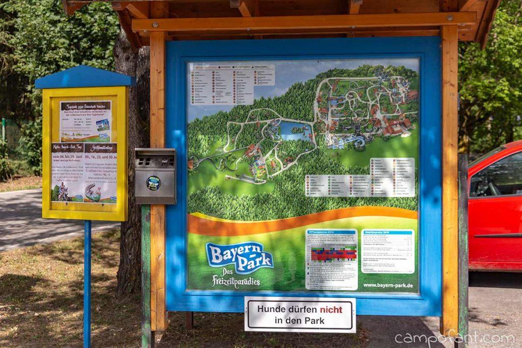 Bayern-Park, Reisbach, Freizeitpark