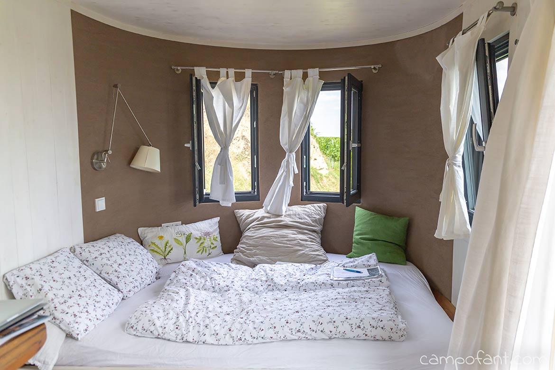 Bett Mit Vielen Kissen Beautiful Foto Von Vielen Kissen Auf Dem