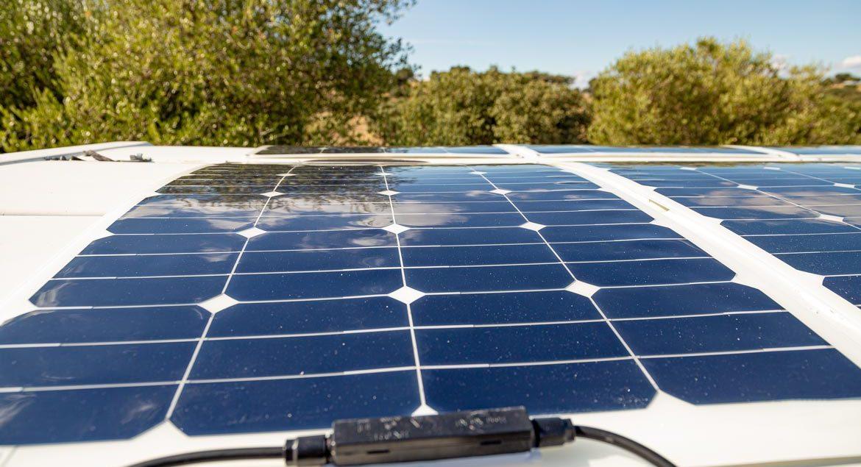 Wohnmobil Solaranlage, Solarrechner