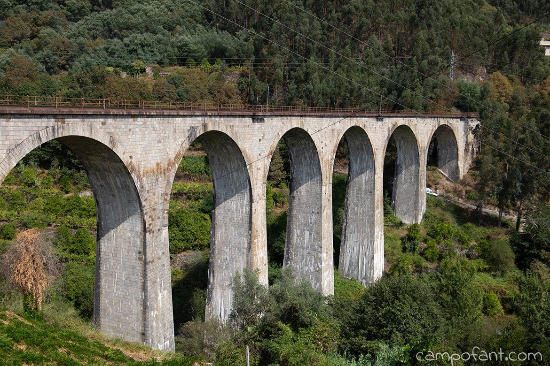 Roadtrip Douro, Brücke