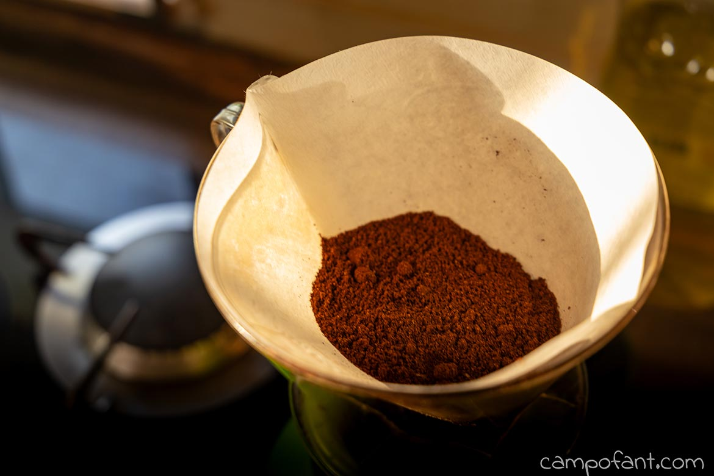 manuelle Kaffeemaschine