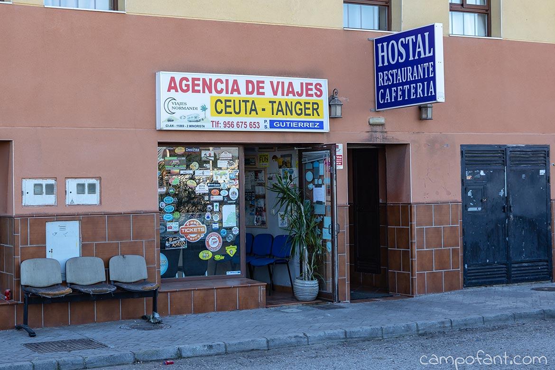 Algeciras, Tickets, Carlos