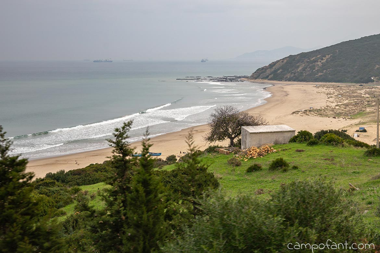 Marokko, Norden, Strand