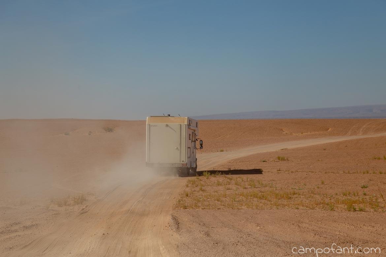 Sandpiste Mhamid