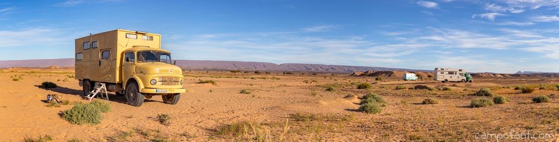 Wüstenplatz