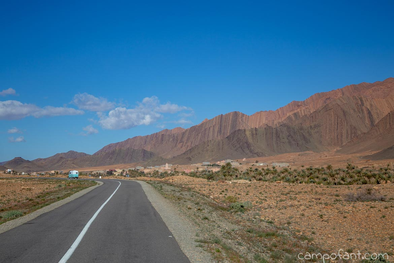 Antiatlas Berge