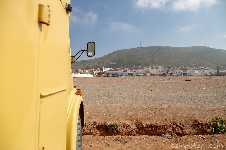 Parkplatz Sidi Ifni
