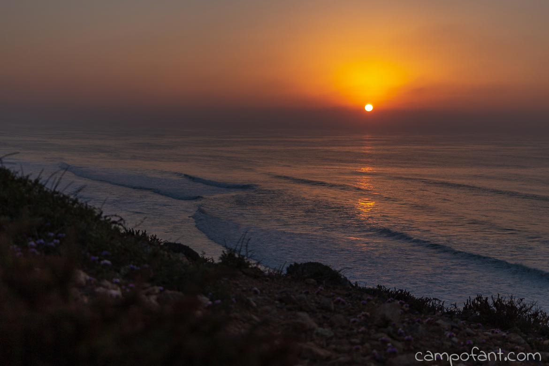 Sidi Ifni Sonnenuntergang