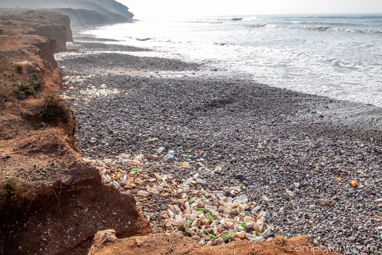 Strand Müll
