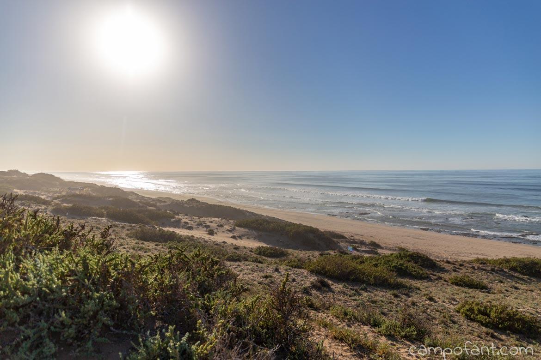 Marokko Küste Strand