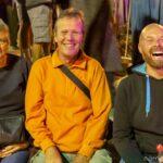 Stefan, Yasha, Jürgen