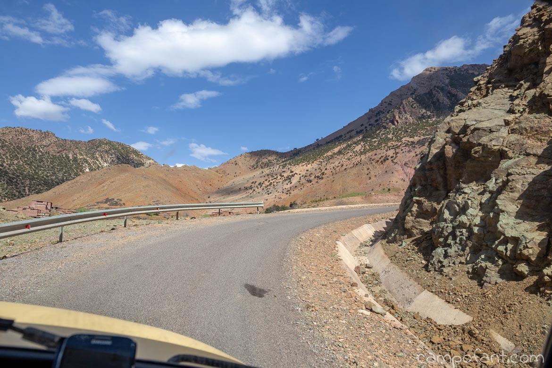 Berge Marokko Tour