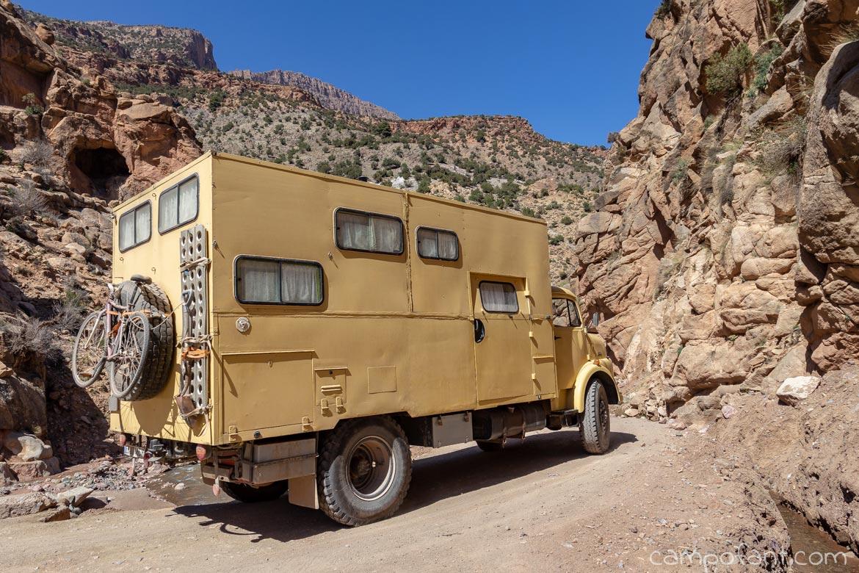 Bergtour Atlas Marokko