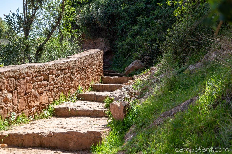 Treppe Imi-n-Ifri