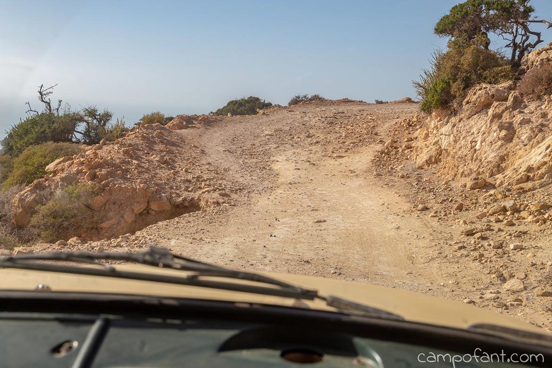 Westküste Marokko Anfahrt