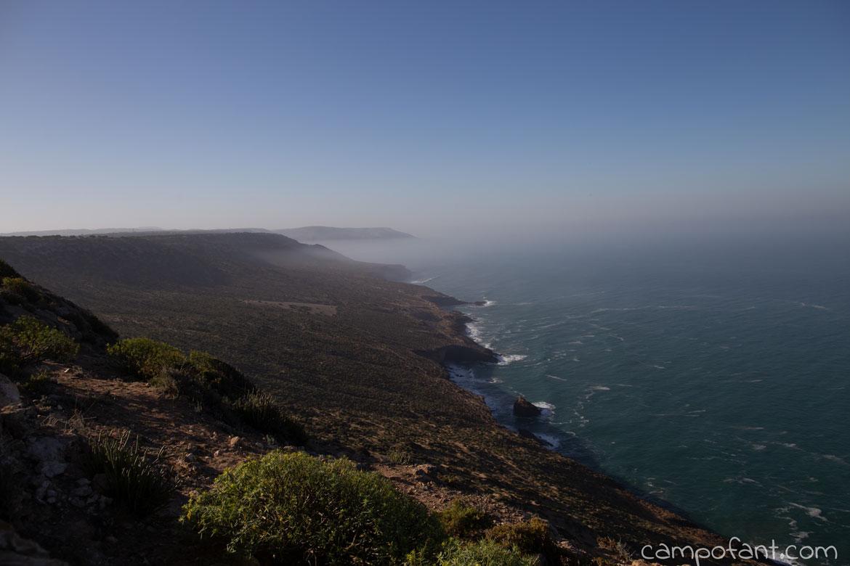Steilklippe Antlantik