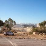 Baustelle Marokko