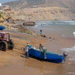 Fischerboote Atlantik