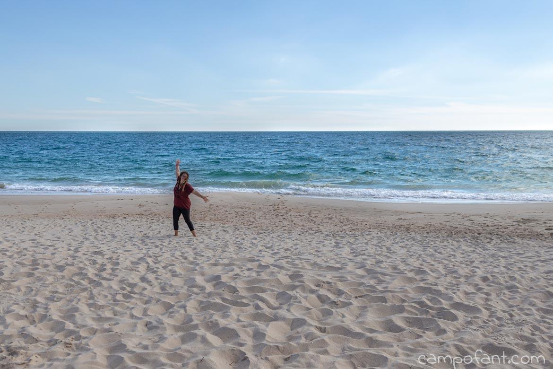 Halbinsel Troia Strand