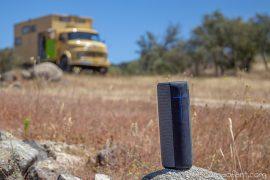 Tragbare Bluetooth Lautsprecher Wohnmobil