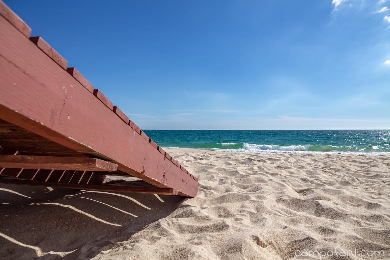 Troia Strand Portugal