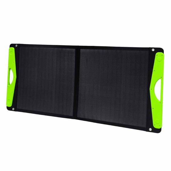100 W Hardcover Solartasche mit USB Offgridtec
