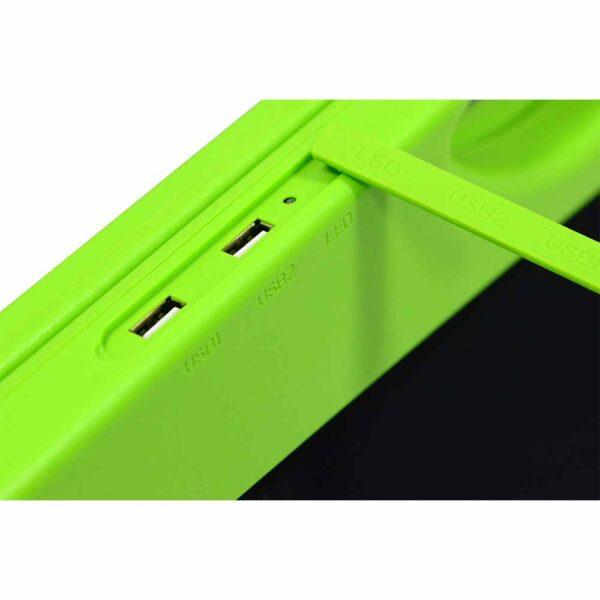 100 W Solartasche mit USB-Anschlüssen