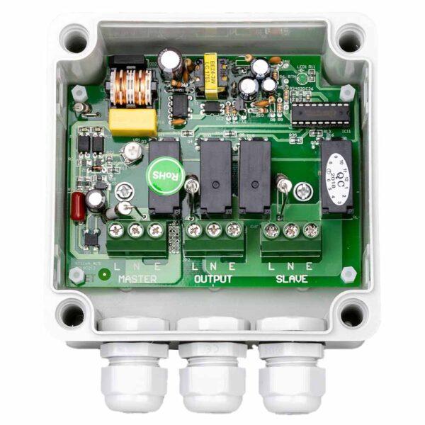 Netzumschalter 16A 230V