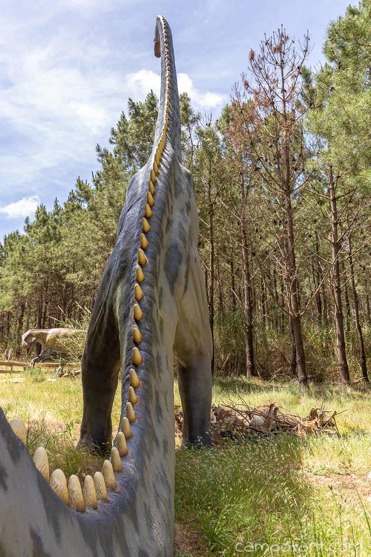 riesige Dinosaurier