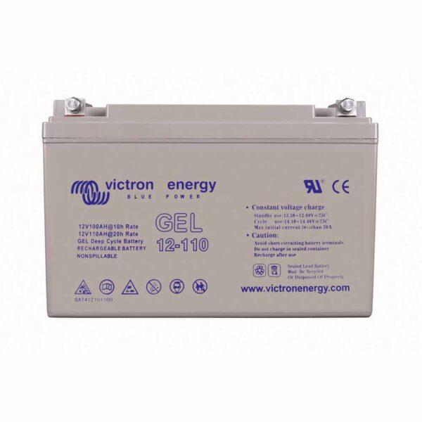110 Ah Gel-Batterie Victron Energy