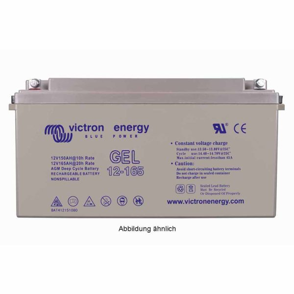 165 Ah Gel-Batterie Victron Energy