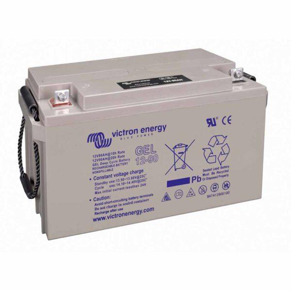 90 Ah Deep Cycle Gel-Batterie Victron