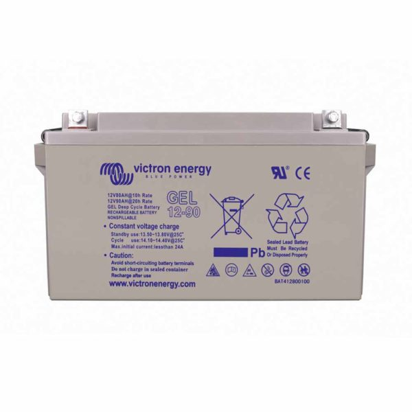 90 Ah Gel-Batterie Victron 12V