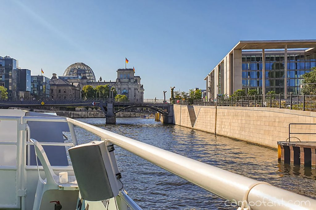Berlin Konzert Potsdam Radtour