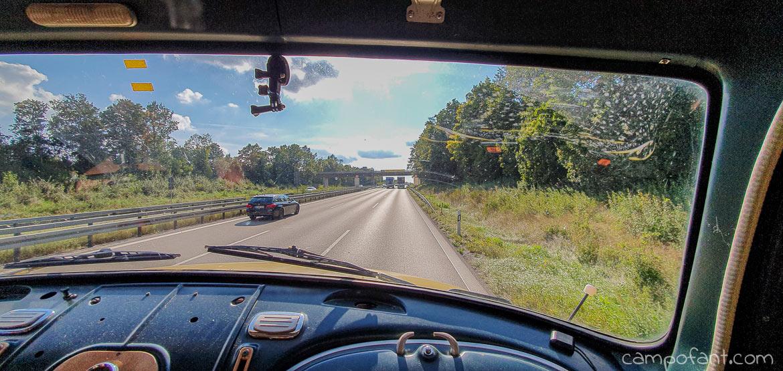 Fahrt nach Tauberzell