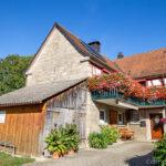 Tauberzell Bauernhaus