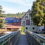 Tauberzell Brücke Tauber